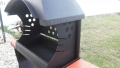Мангал МС-8 с вытяжкой