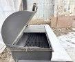 крышка жаровни мангала Шарм-эль-Шейх BBQ