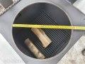 отверстие печки мангала Шарм-эль-Шейх BBQ