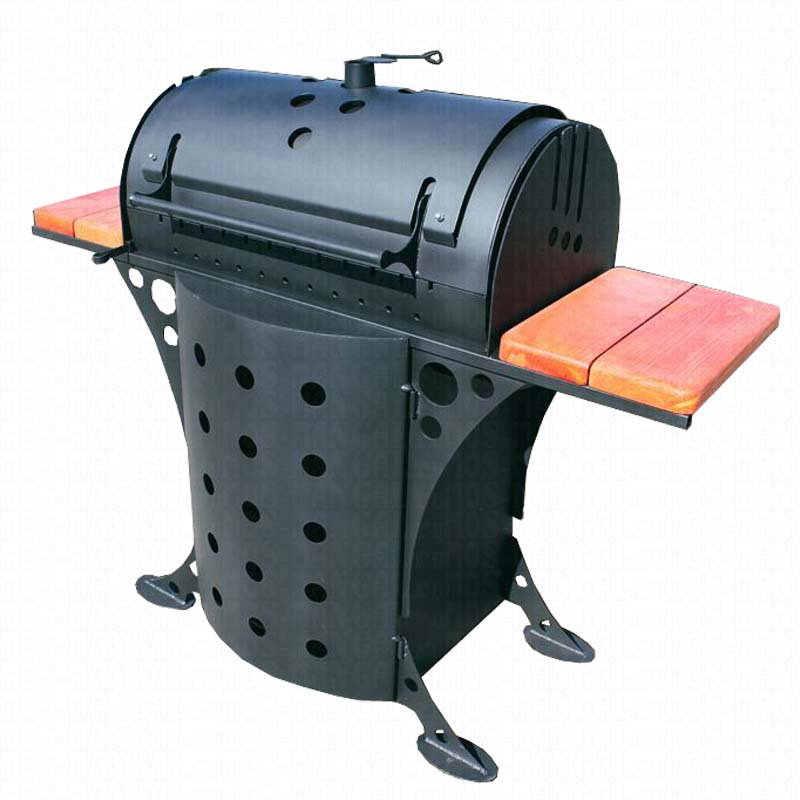 Мангал коптильня барбекю
