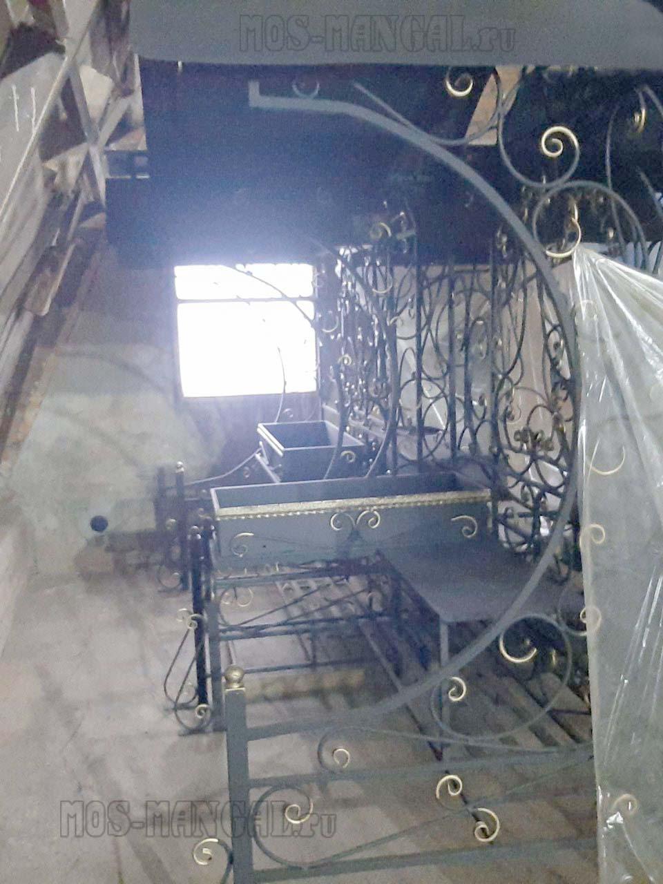 производство мангала