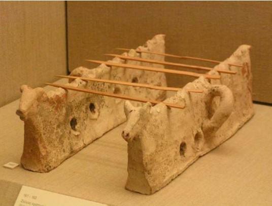 древний мангал