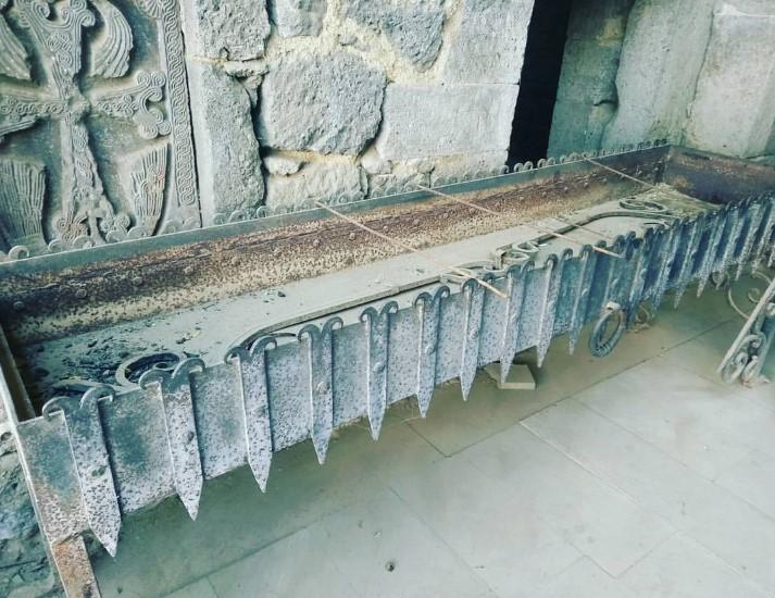 мангал армянский 10 века
