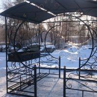 """Беседка-мангал """"Подмосковье-2"""""""