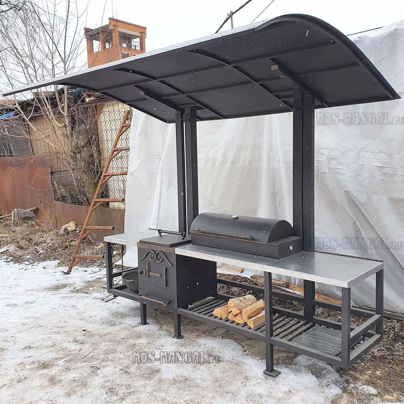Мангал Шарм-эль-Шейх BBQ